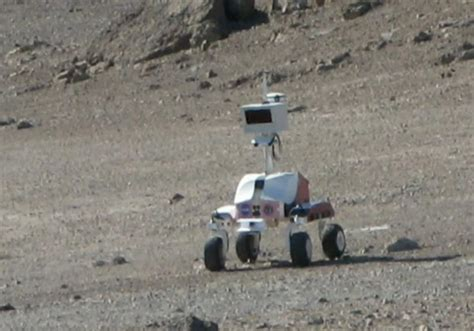 nasa rover hoax claims footage filmed  devon island