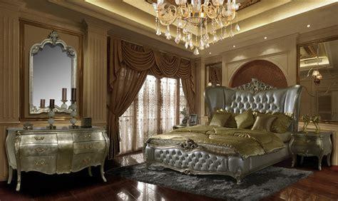 5 pc queen elizabeth ii renaissance style queen bedroom