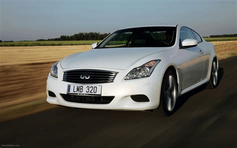Infiniti G37s Coupe Widescreen Exotic Car Pictures 06 Of