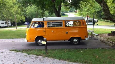 Volkswagen Kombi Camper Van 360 Degrees Walk Around The