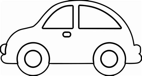 Easy Drawing Car At Getdrawingscom Free For Personal