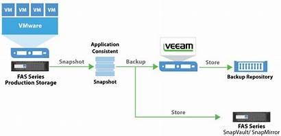 Veeam Backup Storage Netapp Snapshots Snapshot Introduction