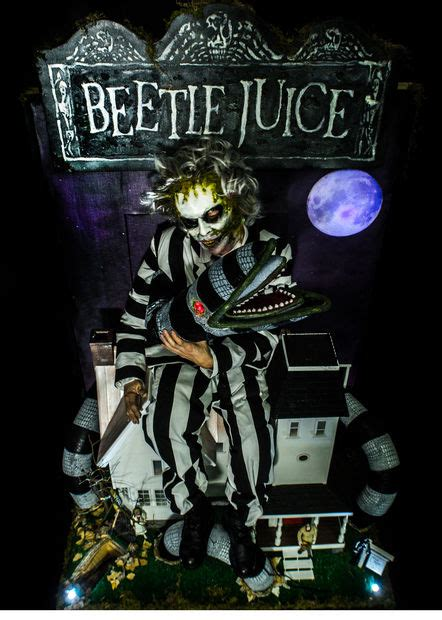 ultimate beetlejuice costume