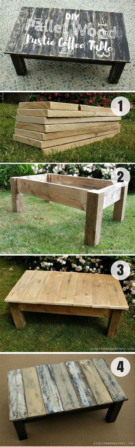2020 popular 1 trends in home & garden, toys & hobbies, lights & lighting, sports & entertainment with diy outdoor table and 1. Take Your Furniture Up a Notch With These 15 DIY Coffee Tables - Useful DIY Projects
