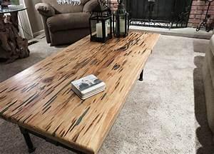 Table En Bois Et Resine : fabriquer une table lumineuse pour clairer vos soir es ~ Dode.kayakingforconservation.com Idées de Décoration