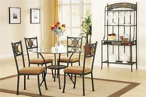 All Glass Dining Table – Luxurious Set for Perfect Dinner