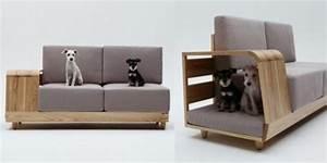 Integral ideas for home garden bedroom kitchen for Dog room furniture