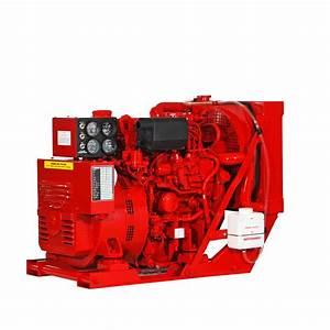 8 0kw Diesel Generator    Apu
