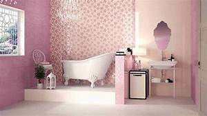 20 lovely ideas for a girls39 bathroom decoration home for Bathroom pic of girl