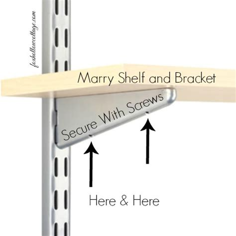 Wall Bracket Shelf System by Home Decor Storage Room Reveal With Tips And Ideas To