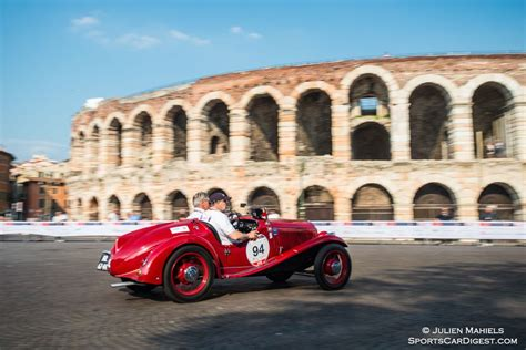Mille Miglia 2018 Photos Results Report