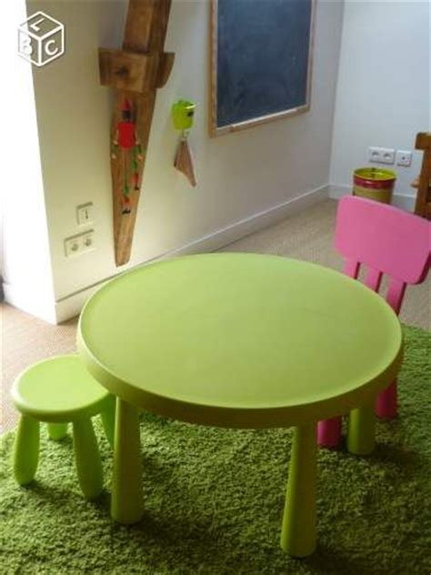 ikea table et chaise ikea chaise et table enfant ouistitipop
