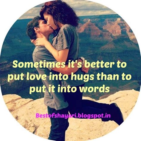 hug picture quotes   melt  heart  hindi shayarilove quotessmsmessages