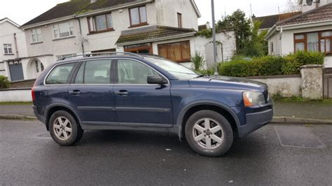all car manuals free 2004 volvo xc90 transmission control 2004 volvo xc90 diesel 7 seats manual for sale in carlow town carlow from samuielo