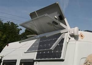 Panneau Solaire Camping Car Quelle Puissance : fiches pratique fabriquez un panneau solaire orientable pour camping car ~ Medecine-chirurgie-esthetiques.com Avis de Voitures
