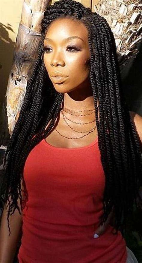 Hairstyles With Marley Twists by 75 Creative Marley Twist Braids To Inspire You