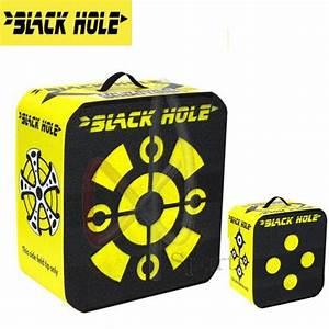 Black Hole Archery Target