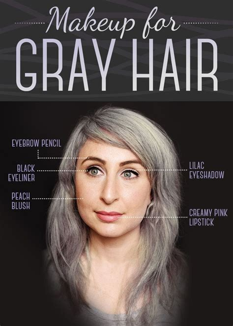 25 Best Ideas About Grey Hair Young On Pinterest Gray