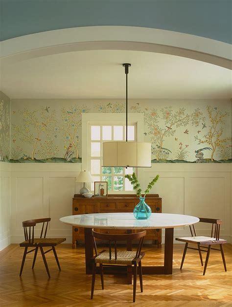 splendid wallpaper decorating ideas   dining room