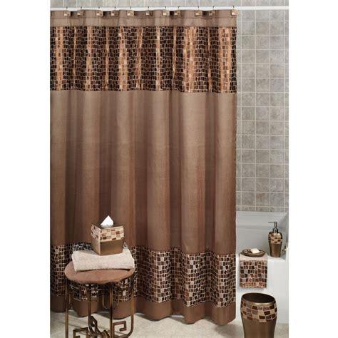 Bathroom With Shower Curtain Photos