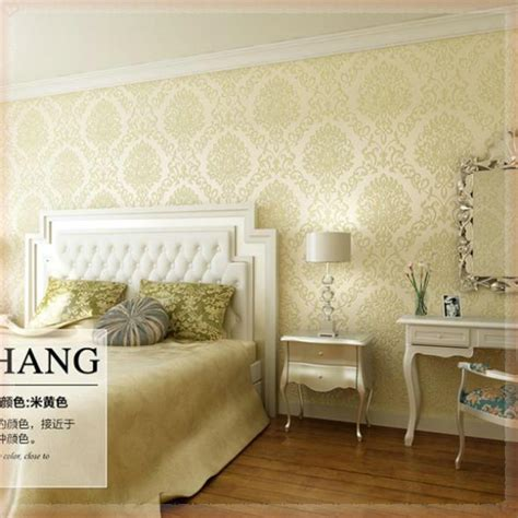 Luxury Living Room Backdrop Art Design Wallpaper Bedroom