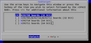 Sep 25, 2020 · install it and format your card, using the overwrite format. Build & Customise OpenWrt for Raspberry Pi