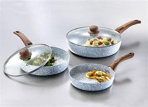 keramik pfannen set marmor keramik pfannen set 7 teilig t 246 pfe pfannen bader