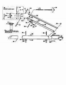 Complete Mount Assembly Diagram  U0026 Parts List For Model