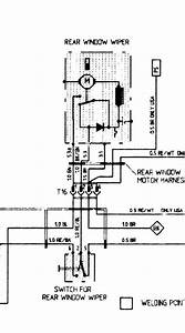 951 Rear Wiper Wiring Diagram