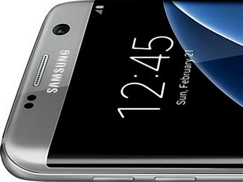 Samsung Galaxy S7 Edge may come in Silver or Gray color