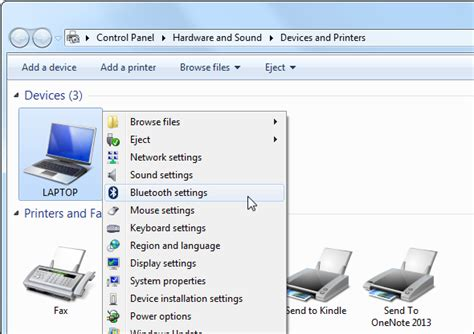 How To Set Up Bluetooth In Windows 7, Make Pc Discoverable