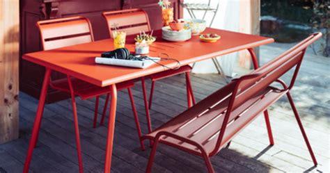la table monceau table 146x80 cm monceau table de jardin table jardin 6
