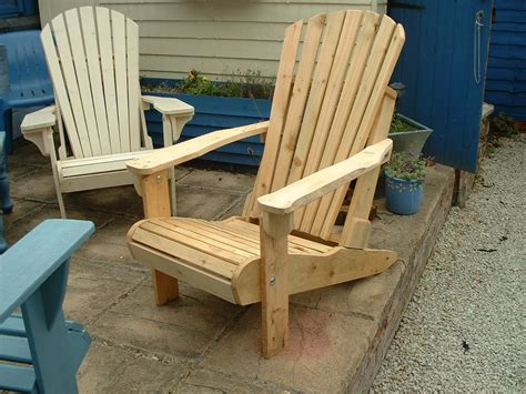 veritas folding adirondack chair by cobwobbler