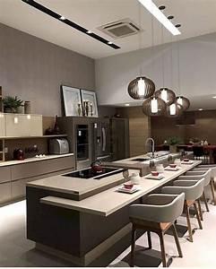 50, Most, Popular, Modern, Dream, Kitchen, Design, Ideas, And, Decor