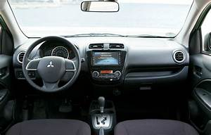 Mitsubishi Mirage To Be Sold As Space Star In Europe