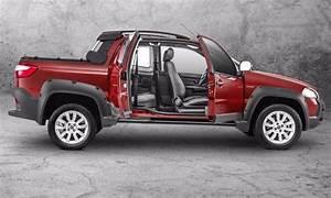 Fiat Strada Adventure Dob Cab Loker 1 6  2018  18 990
