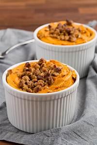 Best Mini Sweet Potato Soufflés Recipe - How To Make Mini ...