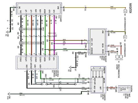 Ford Explorer Sport Trac Radio Wiring Diagram