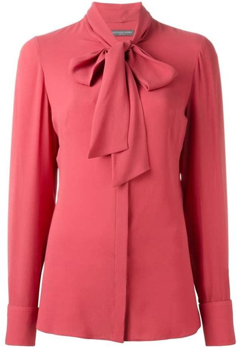 blouse with bow collar best 25 bow blouse ideas on blouse