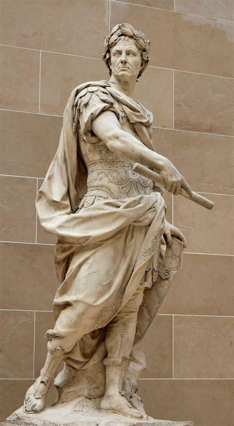 Filejulius Caesar Coustou Louvre Mr1798