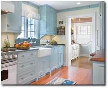 Coastal Themed Kitchen Renovations