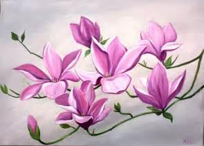 Acrylic Painting Flowers Beginner