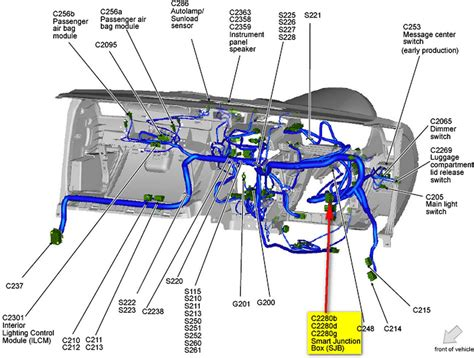 Lincoln Fuse Box Wiring Diagram For Free