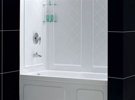 types  prefabricated shower units   home