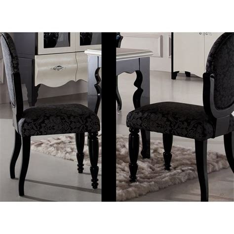chaise salle a manger baroque chaise salle a manger baroque