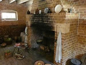 Mt Vernon Slave Quarters Photo