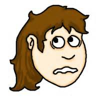 Scared Cartoon Face - ClipArt Best