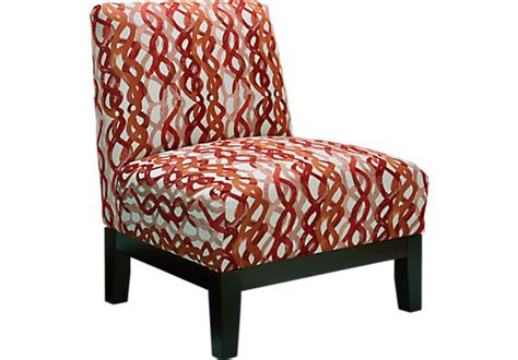 basque redhot accent chair accent chairs