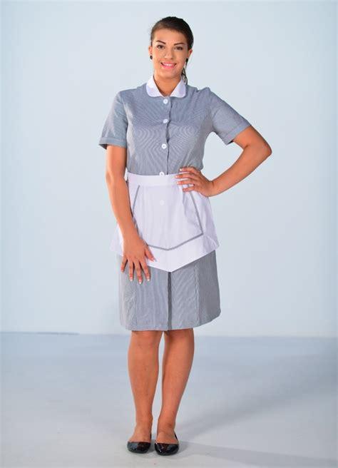 femme de chambre cannes blouse femme de chambre à manches courtes grise carlton