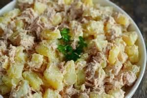 Salade De Pomme De Terre Au Thon Et Oeuf by Salade Pommes De Terre Thon Marciatack Fr